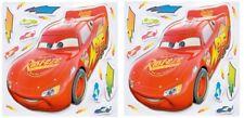 Doppelpack Disney Pixar Cars fluoreszierend Wand Sticker Lightning McQueen
