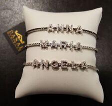 bracciale donna DANAE argento e zirconi