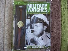 Military Watches Magazine Collection Issue 24 German Naval Officer 1940's