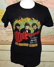 The Monkees Rare 1986 Graphic Concert Tour T-shirt Size L