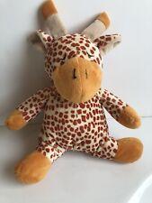 Giraffe Sleeping Sureshot Redemption Plush 15 Inches Eyes Closed Shut Flaw