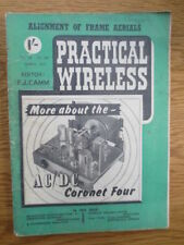 March Science & Technology Practical Wireless Magazines