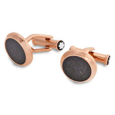 Montblanc Stainless Steel Cuff Links 112908