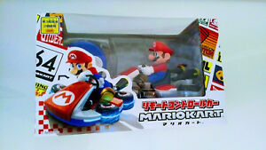 Super Mario Kart Nintendo NES Remote Control Racer Car Toy Switch New Sealed!