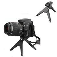 LT_ US_ Portable Folding Tripod Stand for Canon Nikon Camera DV Camcorders DSL
