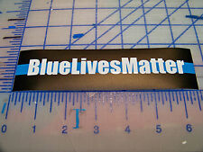 Thin Blue Line Police Products -  BLUE LIVES MATTER decal SHIPS FREE -NYPD Blue
