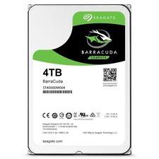 """Seagate BarraCuda 4TB 3.5"""" SATA Internal Desktop Hard Drive HDD 5900RPM 256MB"""