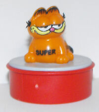 "Garfield Sitting ""Super"" Red Ink Stamp GARF410"