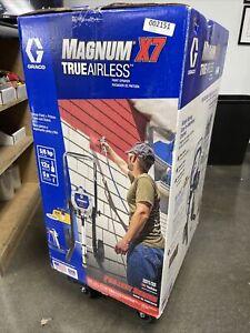 Graco Magnum X7 Airless Paint Sprayer New