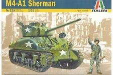ITALERI 225 1/35 M4-A1 Sherman