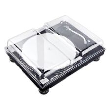 DECKSAVER DS PC SL 1200/1210 over trasparente x proteggere giradischi x DJ NUOVO