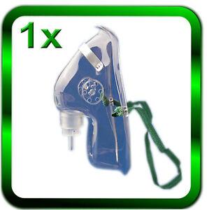 Sauerstoffmaske für Erwachsene 1 x    ohne Sauerstoffschlauch   ►Händler◄
