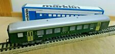 Märklin 4066 H0 Swiss Express Train Wagon A 2500 1. Class Sheet Metal Mint Boxed