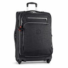Kipling Youri Spin 68 4 Wheeled Trolley Suitcase  K11854A30 Black RRP £185