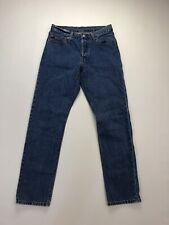 LEVI'S 501 Jeans - W27 L32 - Blue - Great Condition - Men's