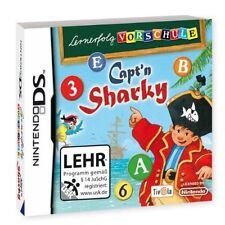 Lernerfolg Vorschule: Captain Sharky Tivola, Nintendo DS, Lite NEU/OVP