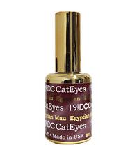 Dnd Dc Cat Eyes Egyptian Mau 19 Led/Uv Dnd Gel Polish .6oz Magnetic Effect
