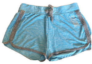 Justice Girl's Size 12 Dolphin Shorts in Blue