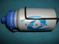 BRAND NEW water bottle with holder for bicycle bike Easy to fix to bicycle