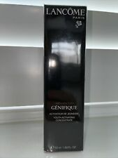 LANCOME ADVANCED GENIFIQUE YOUTH ACTIVATING SERUM 50ML  WORTH £84