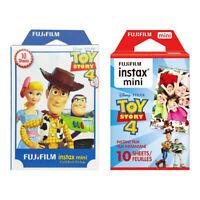 2 Packs 20 Photos Toy Story 4 FujiFilm Fuji Instax Mini Film Polaroid SP-1 SP-2