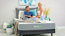 Ghostbed 11 Inch-Cooling Gel Memory Foam-Mattress in a Box-Made in The Usa