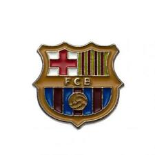 BARCELONA FC ENAMEL PIN BADGE BRAND NEW SEALED - 20mm BRAND NEW