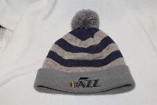 Jazz winter cap beanie with pom pom top