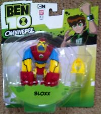 Ben 10 Action Figure OMNIVERSE BLOXX - NEW!  (Boxed & Sealed)