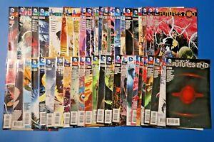 DC Comics THE NEW 52 FUTURES END #1-48, #0 complete series BATMAN BEYOND