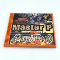 Ghetto D [PA] by Master P (CD, Sep-1997, No Limit Records)
