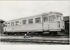 Eckernförder Kreisbahnen EKB Triebwagen T4 Typ Talbot in Eckernförde AK 1952