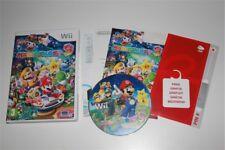 Mario Party 9 Nintendo Wii PAL ITA triangolo blu PRIMA STAMPA ITALIANO 3 4 5 6 7