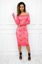 Lace Women's All Seasons Stretch Dresses