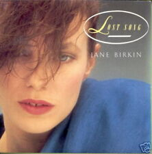 JANE BIRKIN 45 TOURS FRANCE LOST SONG (GAINSBOURG) (2)