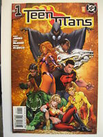 *TEEN TITANS (2003) 1-50, ANN 1 ('06,) SECRET FILES ('03) (All nm-/m) 53 books