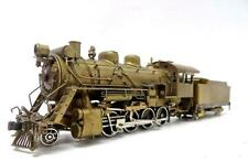 HO Gauge Brass MA & PA United New Old Stock Modern 2-8-0 #43 Steam Loco Tender