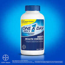 New One A Day Men's Multivitamins, 300 Tablets Complete Multivitamin