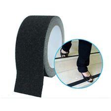5M Rutschschutz Antirutschband Selbstklebend Streifen Treppen Antirutsch schwarz