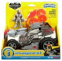 Imaginext DC Super Friends Cyborg & Saw Buggy Figure and Vehicle Fisher-Price