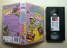 THE  WIND IN THE WILLOWS - BUMPER SPECIAL - RARE VHS VIDEO
