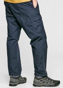 """Hi Gear Nebraska Men's Walking Trousers/Zip-Offs (30"""" to 42"""")"""