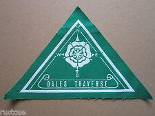 Dales Traverse Walking Hiking Cloth Patch Badge