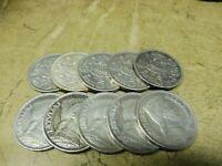 Anlegerposten , Lettland Silber , 10 x 5 Lati 1931 , 250 g , Investorenpaket