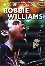 Robbie Williams, La Retrospective, DVD,  French Edition
