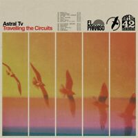 ASTRAL TV - TRAVELLING THE CIRCUITS   VINYL LP NEU
