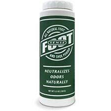 "Natural Shoe Deodorizer Powder "" Foot Odor Eliminator - For Smelly Shoes, Body,"