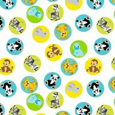 12 ASSORTED CUTE JUNGLE BABIES BACKING PAPERS FOR CARD AND SCRAPBOOK MAKING