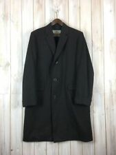 Aquascutum Regular Size Overcoat for Men