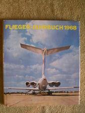 DDR Flieger-Jahrbuch 1968 - Flugzeuge Interflug Raumfahrt Luftstreitkräfte